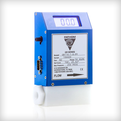 GR Series Air Flow Meters and Controllers