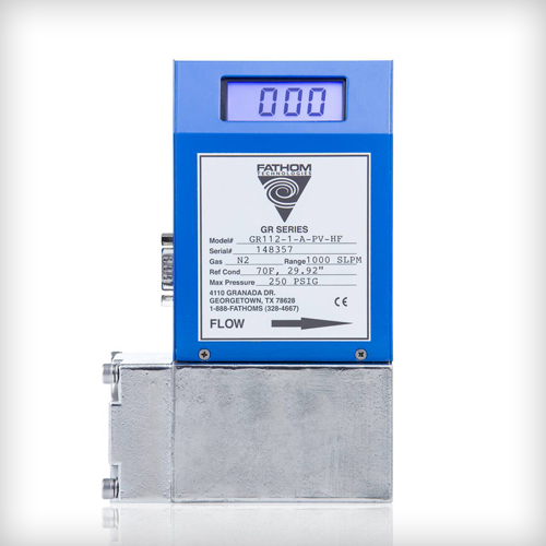 GRHF Series Air Flow Meters and Controllers