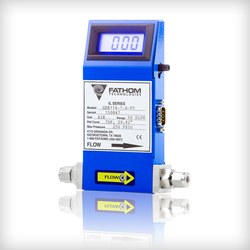 IL Series Air Flow Meters and Controllers